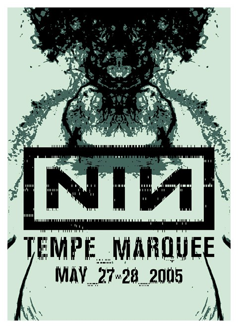 Marquee 2005 Poster