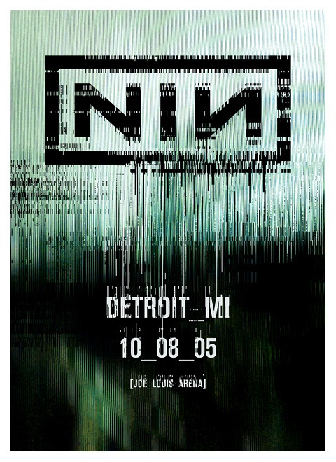 Detroit fall 05 poster