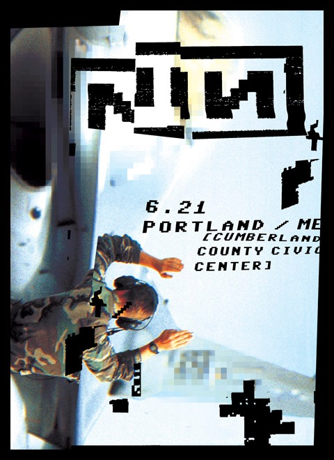 2006/06/21 Portland Poster