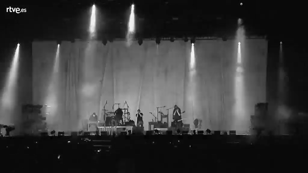 Nine inch Nails Live Archive: NIN, July 14, 2018 - Madrid, Spain ...